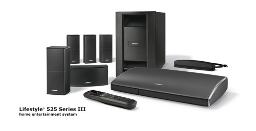 Bose Lifestyle® 535 Series III home entertainment system