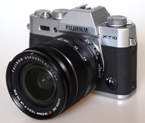 Hands on: Fuji X-T10 review