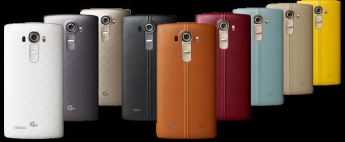 LG G4 begins its global journey