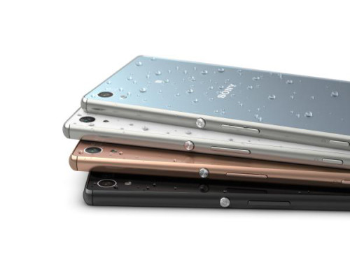 Sony unveils Xperia Z4 at 5.2 inches with Snapdragon 810