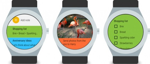 Google Keep for Android Wear allows hands free note-taking