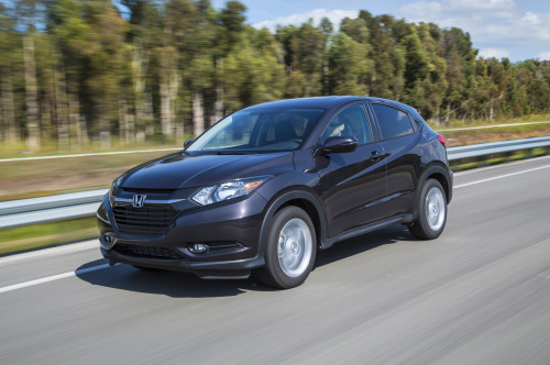 2016 Honda HR-V first-drive – The crossover that would be king