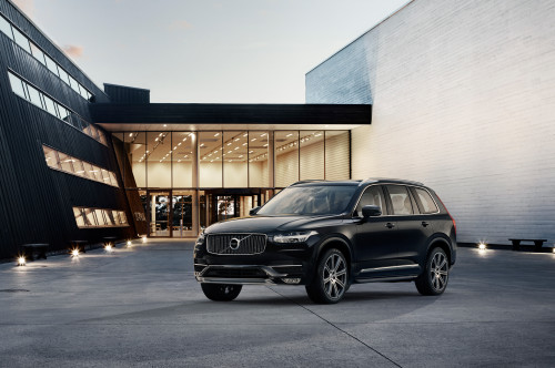 2016 Volvo XC90 first-drive – Scandinavia on wheels