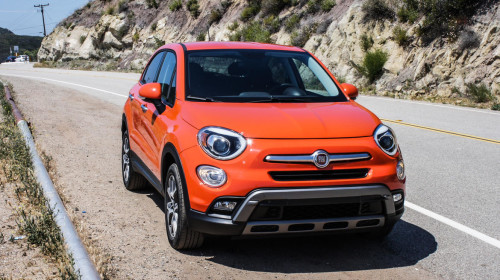 Fiat magnifies utility and comfort in 500X compact SUV