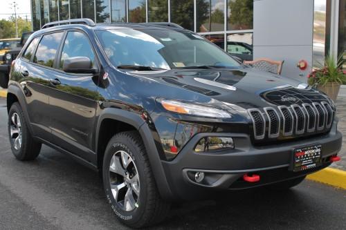 2015 Jeep Cherokee Trailhawk 4×4