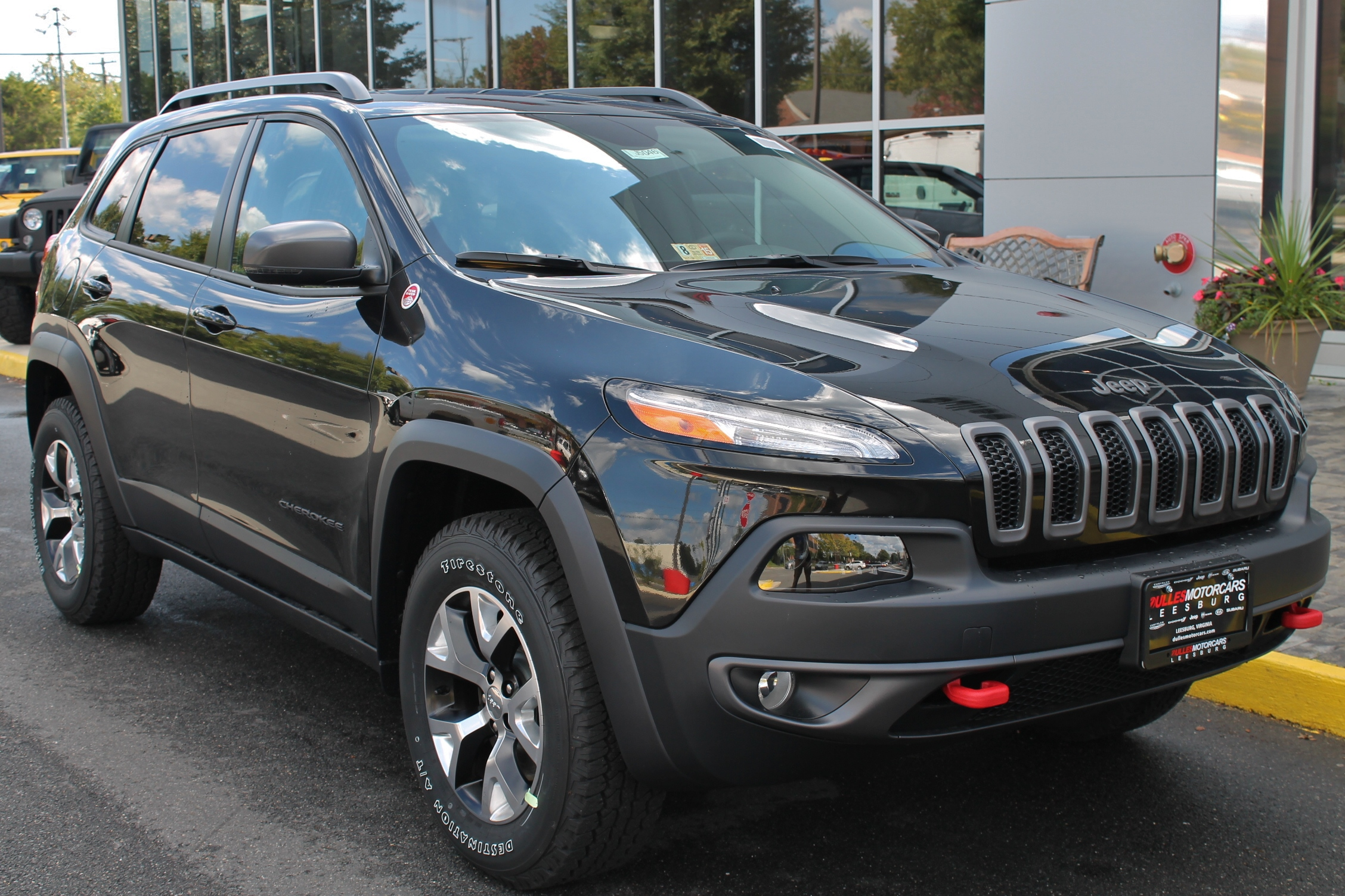 2015 jeep cherokee trailhawk 4 4 gearopen. Black Bedroom Furniture Sets. Home Design Ideas