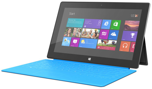 Surface with Windows RT Review