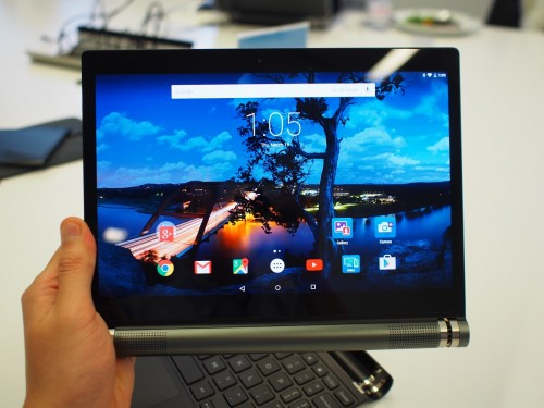 Hands On: Dell Venue 10 7000 Tablet