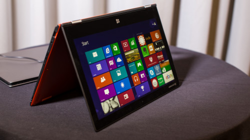 A bigger screen for the Lenovo ThinkPad Yoga (hands-on)