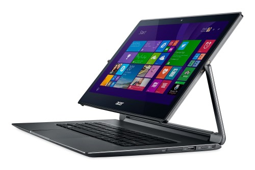 Six ways to play with Acer's Aspire R 13