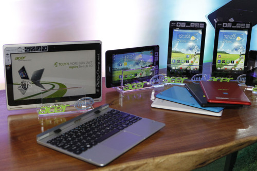 Acer Aspire Switch 10 E Launches in Malaysia