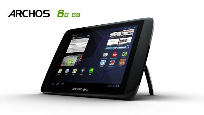 ARCHOS 80 G9 Review [Video]