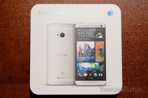 AT&T HTC One Review