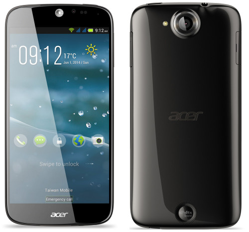 Acer's Liquid Jade Z is an Android-powered featherweight (hands-on)