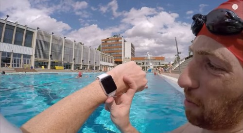 The Apple Watch is much more waterproof than we expected