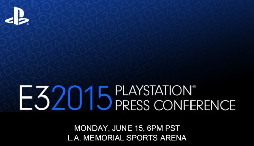 Sony dates its E3 press conference, full schedule now set