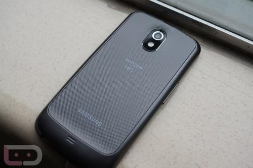 Verizon Galaxy Nexus Hands-on