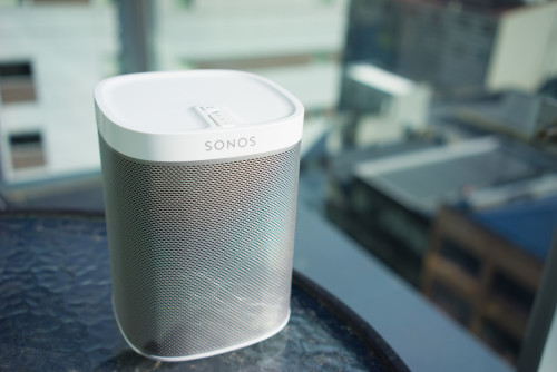 Sonos update will improve sound and setup of the Play:1