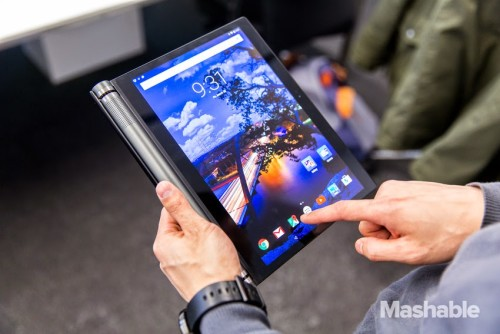Dell's new Android tablet is built for work and play (hands-on)