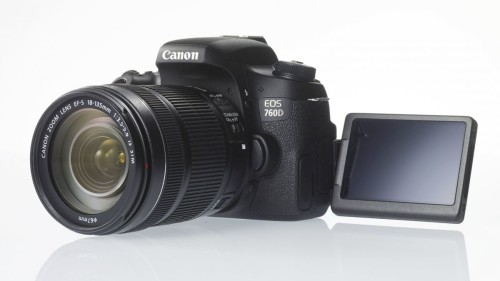 Hands on: Canon 760D (Rebel T6s) review