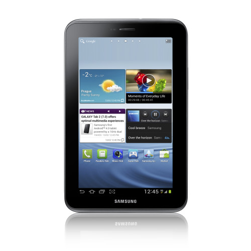 Samsung Galaxy Tab 2 7.0 Review