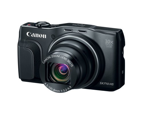 Canon PowerShot line scores five new cameras