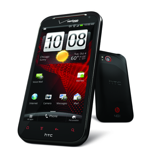 HTC Rezound Review