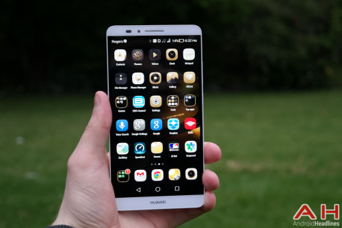 Huawei said to be working on a Mate 8-style Nexus and its own OS