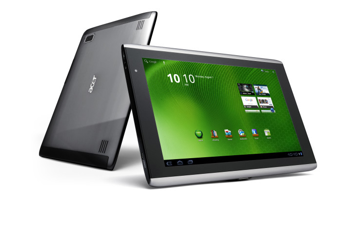 ACER Iconia Tab A501 with 4G Review