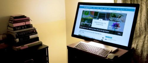 Review: Lenovo A740 — a sleek all-in-one desktop PC