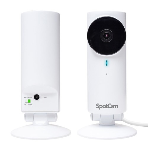 SpotCam HD Pro: a durable security cam for outdoors