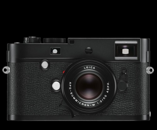 Leica M Monochrom Type 246 camera takes black-and-white photos