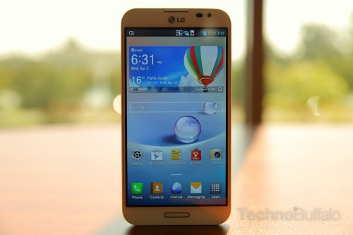 AT&T LG Optimus G Pro Review
