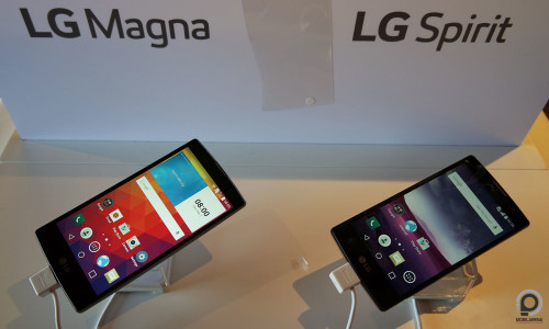 LG keeps the curves coming with Magna and Spirit phones (hands-on)