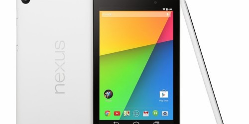 Google officially discontinues Nexus 7 tablet