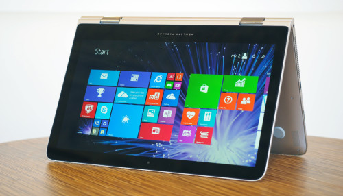 HP Spectre x360 review: What happens when Microsoft helps build a laptop?