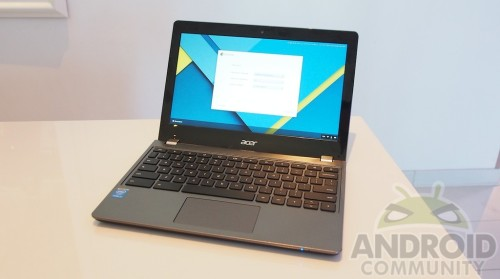 Acer Chromebook 15 C910 review