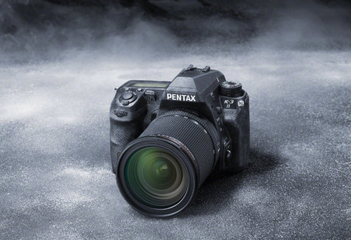 Ricoh Launches Pentax K-3 II SLR