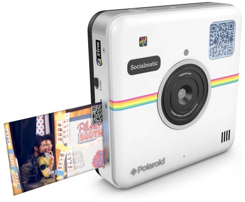 Polaroid iZone camera: a companion for Android and iOS handsets