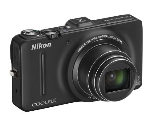 Nikon Coolpix S-Series: new compact super-zoom cameras