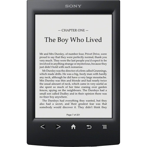 Sony Reader PRS-T2 Review