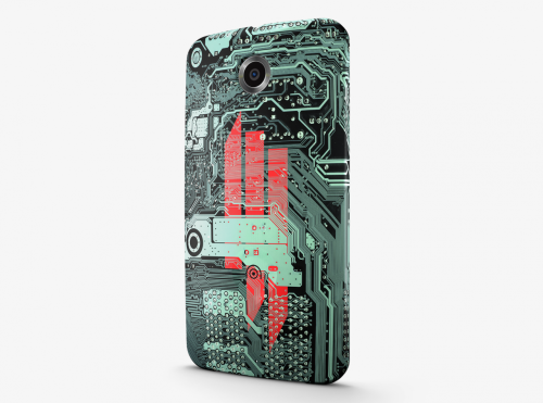 Google presents Live Cases for Android devices with Skrillex on no.1