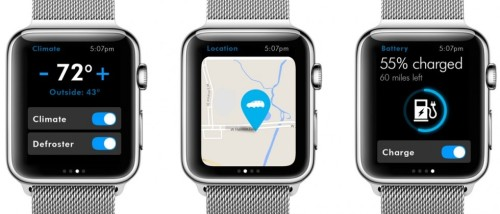 VW Apple Watch app will tell you where your teen driver goes