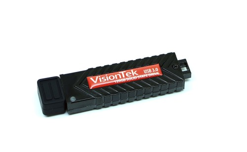 VisionTek USB Pocket SSD (120GB)