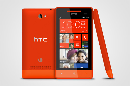 Windows Phone 8S by HTC Review