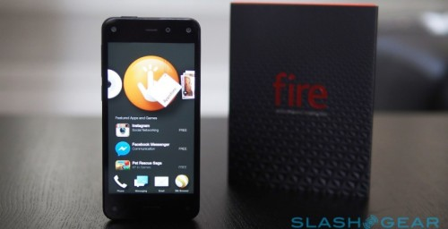 Amazon Fire Phone review: The shopper's smartphone
