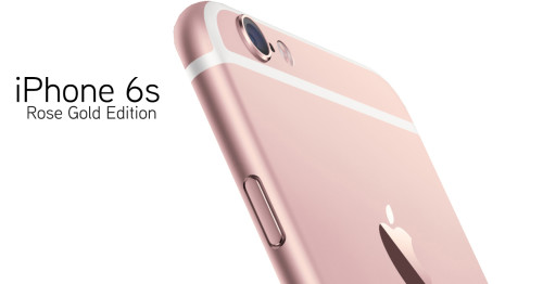 Your iPhone 6s may be Rose Gold, cost $10k