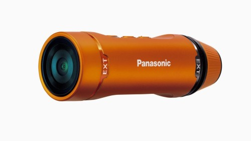 Panasonic HX-A1 wearable action cam records your POV