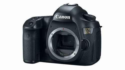 Canon Goes Big With 50-Megapixel 5Ds SLR