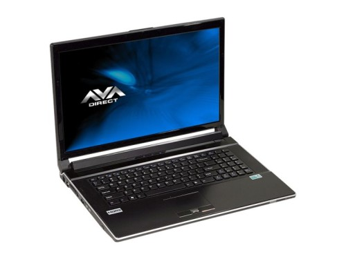 AVADirect Clevo W880CU Gaming Notebook Review